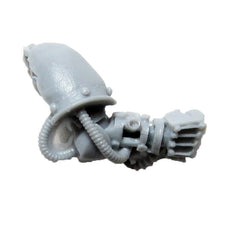 Warhammer 40K Space Marine Forgeworld Iron Hands MKIII Arm Right B Bits