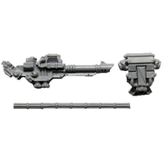 Warhammer 40K Space Marines Forgeworld Ryza Pattern Lascannon Bits
