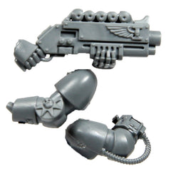 Warhammer 40K Space Marine Deathwatch Kill Team Shotgun B