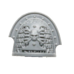 Warhammer 40K Space Marine Deathwatch Kill Team Shoulder Pad Upgrades