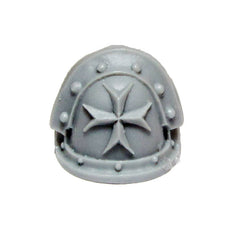 Warhammer 40K Forgeworld Imperial Fists Templar Brethren Shoulder Pad