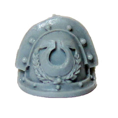Warhammer 40K Forgeworld Ultramarines Invictarus Suzerain Shoulder Pad A