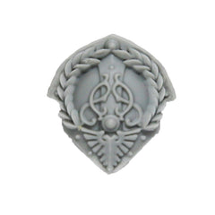 Warhammer 40K Legio Custodes Shield Captain Shoulder Pad A