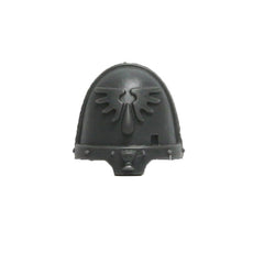Warhammer 40K Space Marines Blood Angels Upgrade Shoulder Pad A