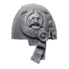 Warhammer 40K Forgeworld Marines Ultramarines Terminator Shoulder Pad A
