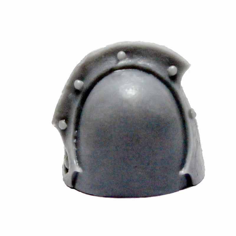 Warhammer 40K Forgeworld Space Marines Alpha Legion Head Hunter Shoulder Pad B