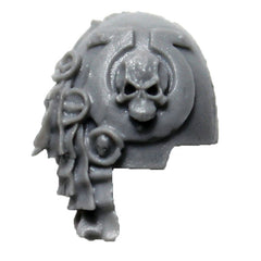 Warhammer 40K Forgeworld Marines Ultramarines Terminator Shoulder Pad B