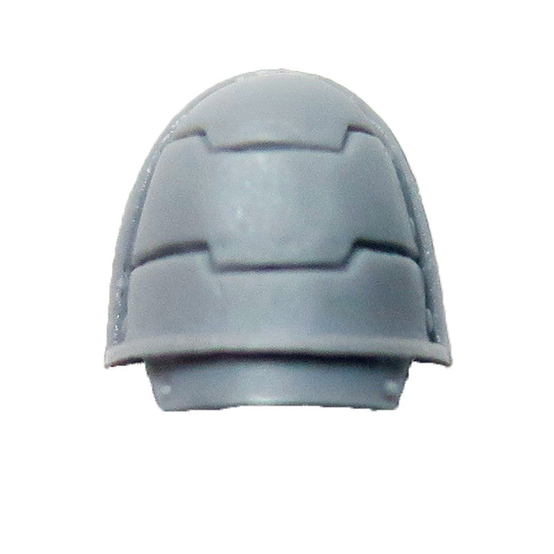 Warhammer 40K Space Marines Forgeworld Legion MKIV Techmarine Shoulder Pad B