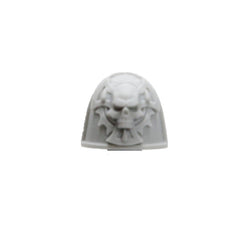 Warhammer 40K Forgeworld Space Marines Blood Angels The Angels Tears Shoulder Pad B