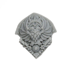 Warhammer 40K Legio Custodes Shield Captain Shoulder Pad B