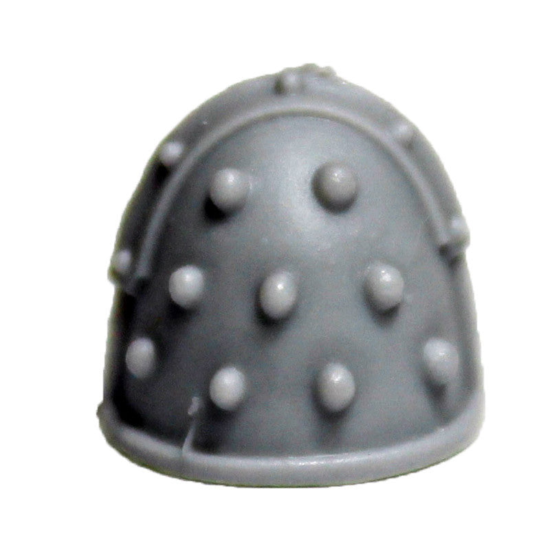 Warhammer 40K Space Marines Forgeworld Legion Moritat Shoulder Pad B