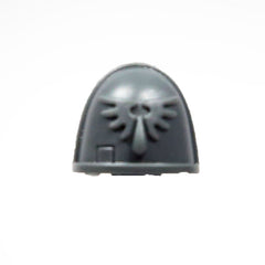 Warhammer 40K Space Marine Deathwatch Kill Team Shoulder Pad Blood Angels