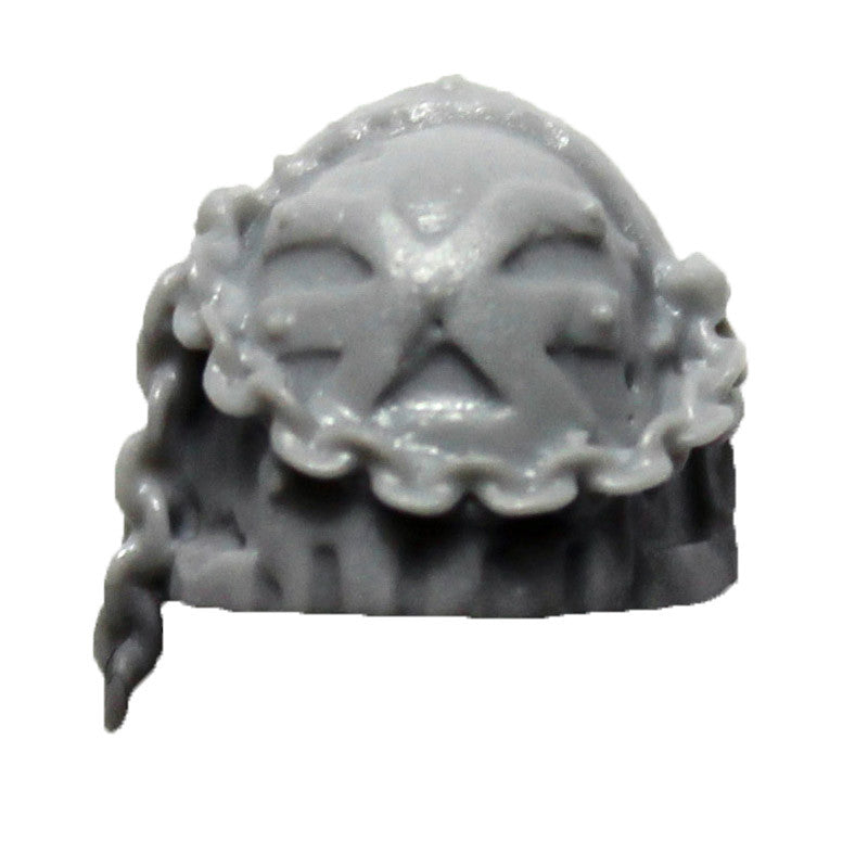 Warhammer 40K Forgeworld World Eaters Khorne Shoulder Pad C Upgrade