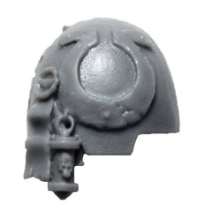 Warhammer 40K Forgeworld Marines Ultramarines Terminator Shoulder Pad C