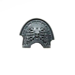 Warhammer 40K Space Marine Deathwatch Kill Team Shoulder Pad Deathwatch