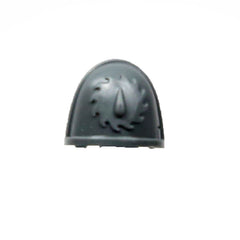 Warhammer 40K Space Marine Deathwatch Kill Team Shoulder Pad Flesh Tearers