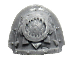 Warhammer 40K Forgeworld World Eaters Khorne Shoulder Pad G Upgrade