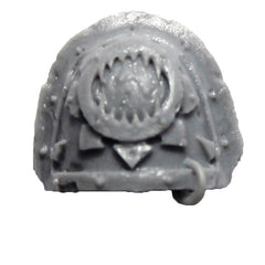 Warhammer 40K Forgeworld World Eaters Khorne Shoulder Pad I Upgrade