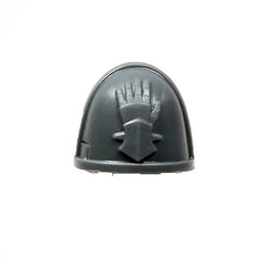 Warhammer 40K Space Marine Deathwatch Kill Team Shoulder Pad Iron Hands