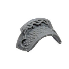 Warhammer 40K Forgeworld Space Marines Alpha Legion Alpharius Shoulder Pad Left