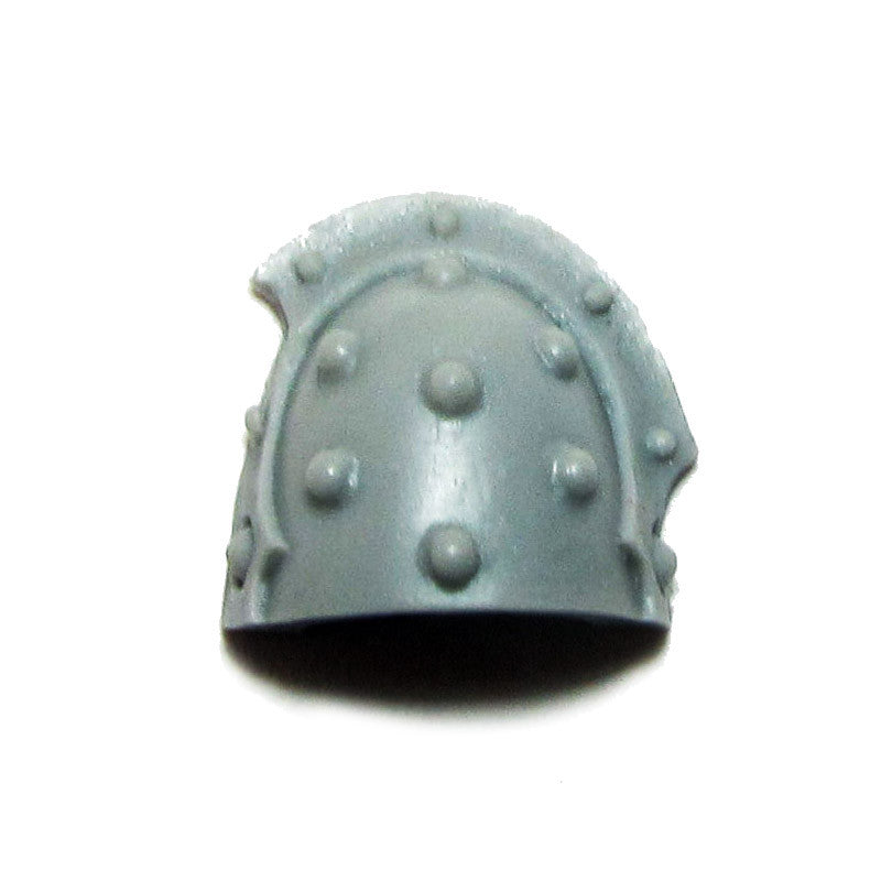 Warhammer 40K Forgeworld Space Marines Alpha Legion Armillus Dynat Shoulder PadL