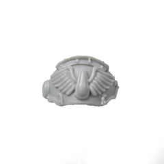 Warhammer 40K Forgeworld Space Marines Blood Angels Terminator Praetor Shoulder Pad Left