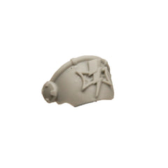 Warhammer 40K Forgeworld Space Marines White Scars Ebon Keshig Shoulder Pad Left