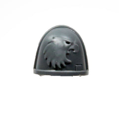 Warhammer 40K Space Marine Deathwatch Kill Team Shoulder Pad Mentors