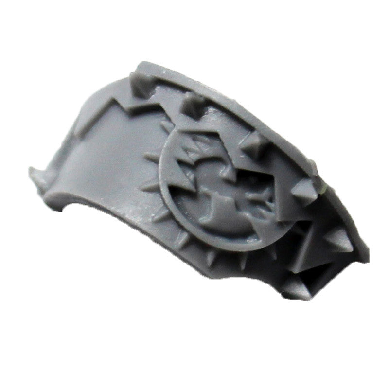 Warhammer 40K Forgeworld World Eaters Cataphractii Shoulder Pad Right