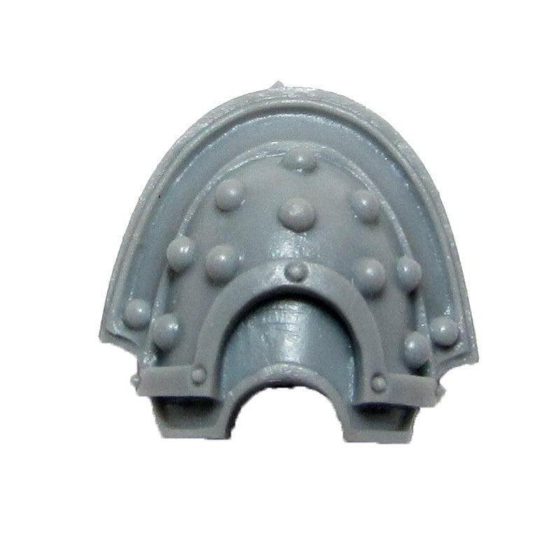 Warhammer 40K Forgeworld Imperial Fists Alexis Polux Shoulder Pad Right