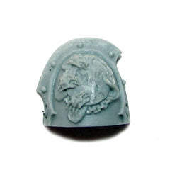 Warhammer 40K Forgeworld Space Marines Alpha Legion Armillus Dynat Shoulder PadR