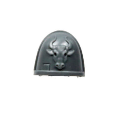 Warhammer 40K Space Marine Deathwatch Kill Team Shoulder Pad Minotaurs