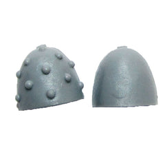 Warhammer 40K Space Marines Forgeworld MK V Heresy Assault Armour Shoulder Pads