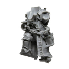 Forgeworld Solar Auxilia Tactical Command Strategos Torso Legs