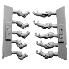 Warhammer 40K Space Marines Forgeworld MK V Heresy Armour Tactical Arms Set