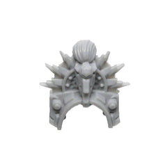 Warhammer 40K Forgeworld Space Marines White Scars Qin Xa Master of The Keshig Top Plate Shroud