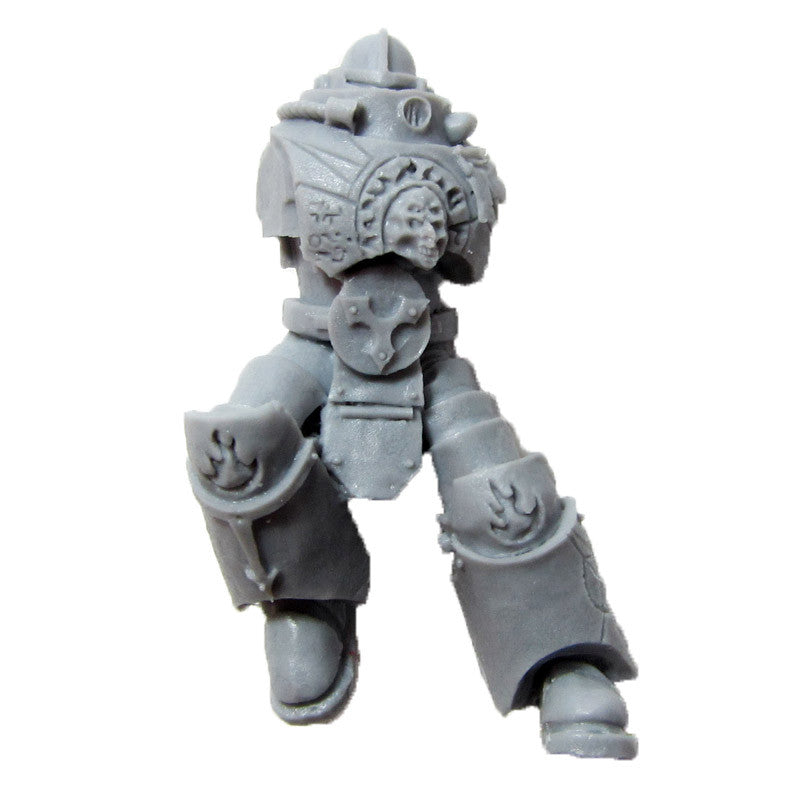 Warhammer 40K Forgeworld Word Bearers Ashen Circle Legion Torso C Bits