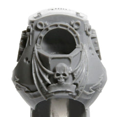 Warhammer 40K Forgeworld Space Marines Night Lords Contemptor Torso