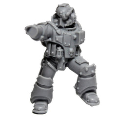 Warhammer 40K Space Marines Forgeworld Legion Moritat Torso Legs Head