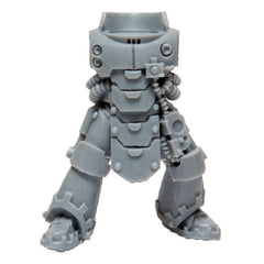 Warhammer 40K Space Marines Forgeworld Legion MKIV Techmarine Torso Legs