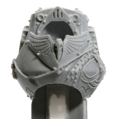 Warhammer 40K Forgeworld Space Marines Raven Guard Contemptor Torso