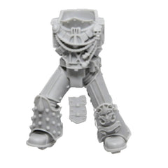 Warhammer 40K Forgeworld Space Marines Blood Angels Chapter Master Raldoron Torso Legs