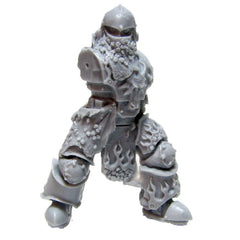 Warhammer 40K Forgeworld Space Marines Salamanders Pyroclasts Torso Legs Head A