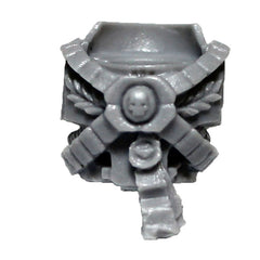 Warhammer 40K Forgeworld Space Marine Red Scorpions Vanguard Torso A