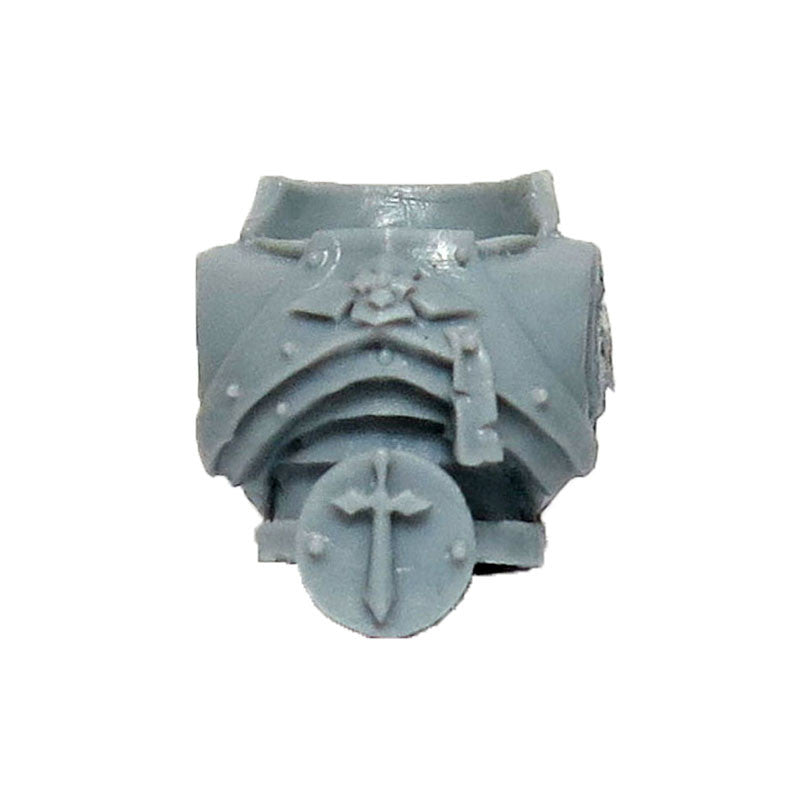 Warhammer 40K Forgeworld Space Marines Dark Angels Torso A Upgrade