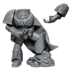 Warhammer 40k Forgeworld Space Marine Raven Guard Mor Deythan Torso Legs Arms A