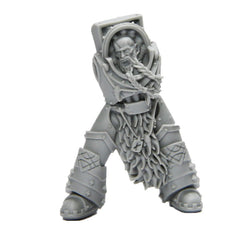 Warhammer 40K Marines Forgeworld Space Wolves Varagyr Terminator Torso Legs Head B