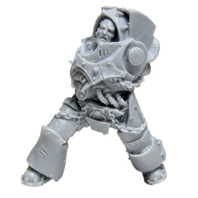 Warhammer 40K Forgeworld World Eater Red Butcher Torso Legs Head B Bits