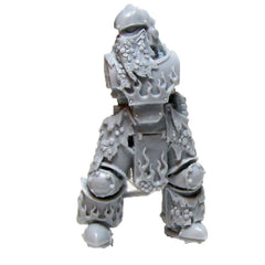 Warhammer 40K Forgeworld Space Marines Salamanders Pyroclasts Torso Legs Head B