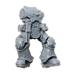 Warhammer 40K Space Marines Forgeworld Rapier Laser Destroyer Crew Torso B